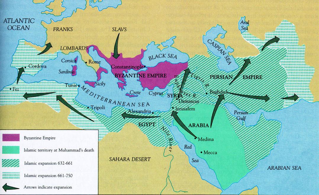 penyebaran dakwah islam
