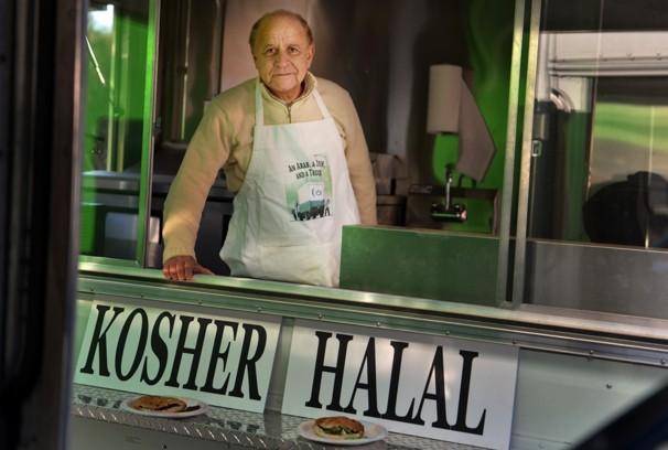 penyediaan daging kosher dan halal