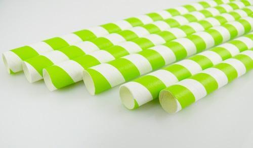 penyedut minuman straw kertas