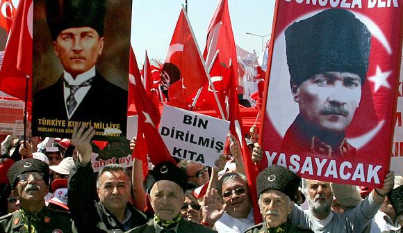 penyokong sekular di turki