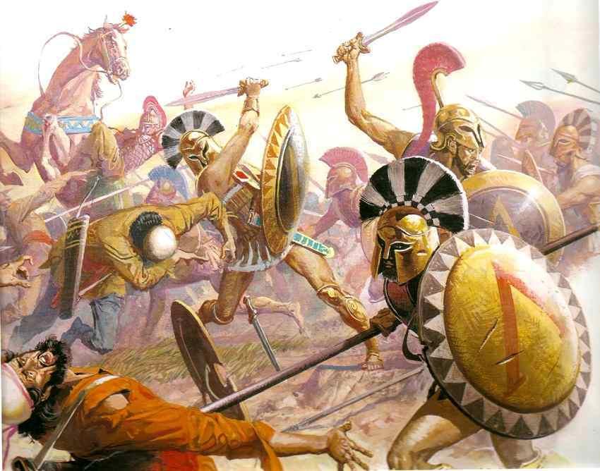peperangan plaetaea ubah nasib greece