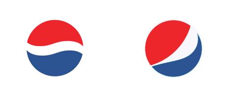 pepsi logo terkenal dengan maksud tersembunyi