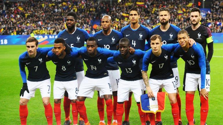 perancis 5 pasukan piala dunia 2018 yang memiliki pemain bintang paling ramai