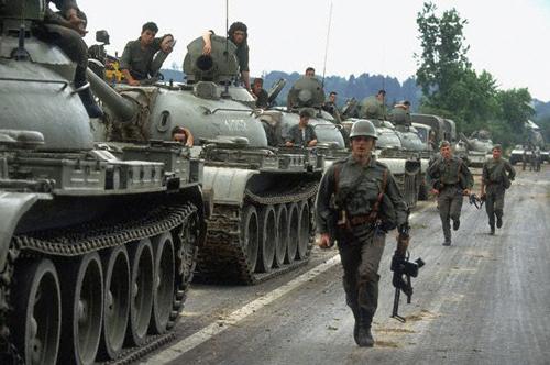 perang 10 hari di slovenia