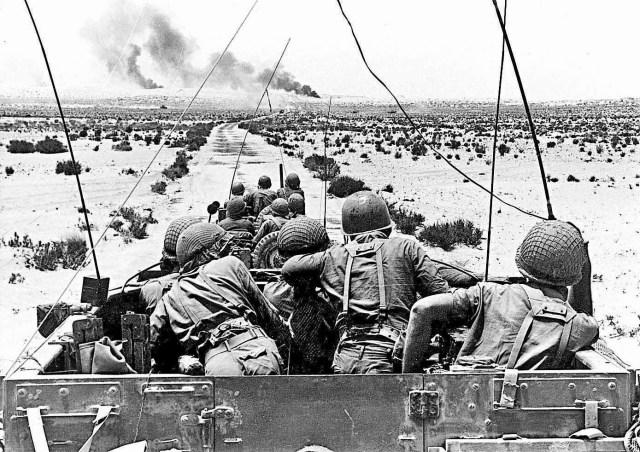 perang 6 hari perang paling singkat di dunia