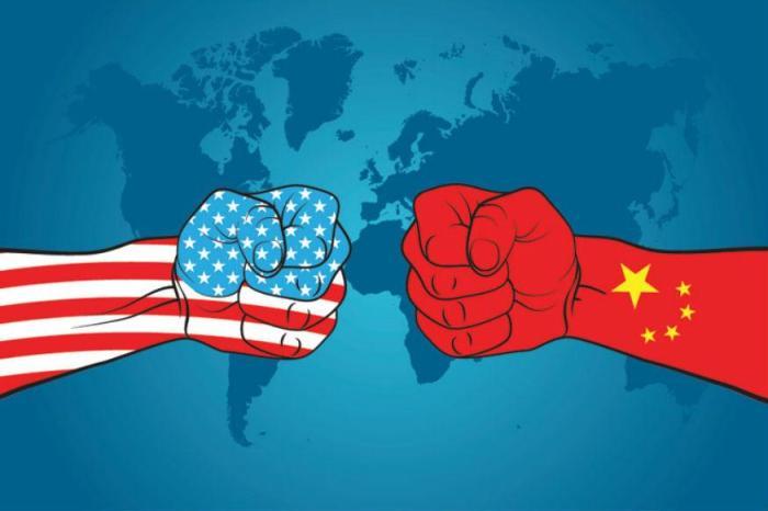 perang antara china dan amerika syarikat akan meletus 8 perubahan dunia jika china menjadi kuasa terbesar