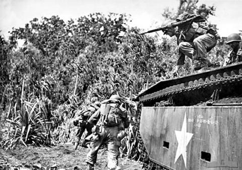 perang morotai indonesia