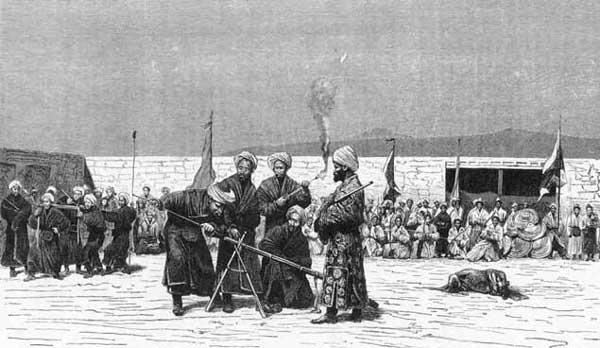 perang muslim china