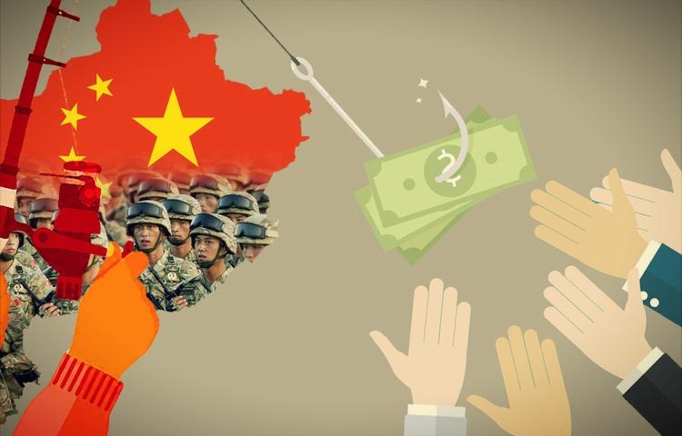 perangkap hutang china 595