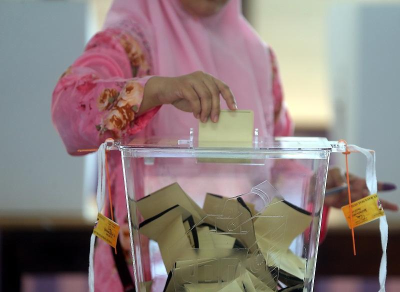 peraturan dan cara mengundi pilihanraya umum 5