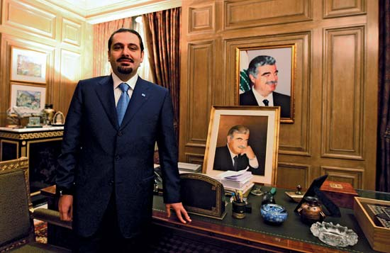perdana menteri lebanon