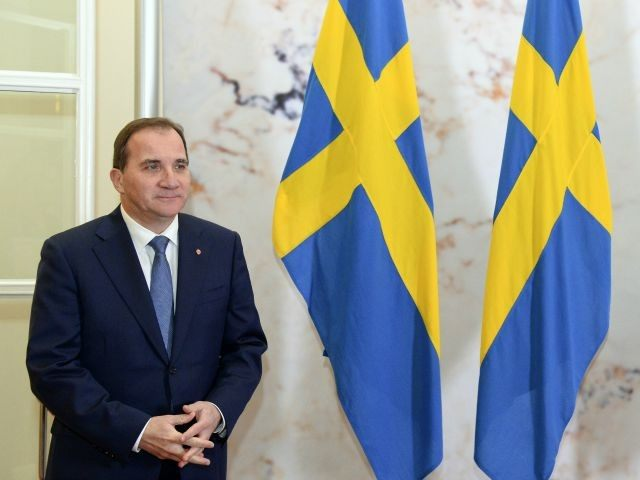 perdana menteri sweden stefan lofven