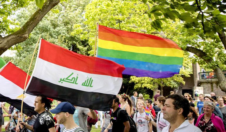pergerakan lgbt di iraq