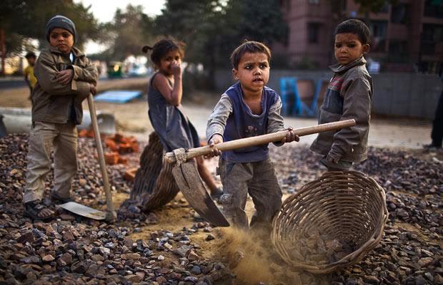 perhambaan kanak kanak di india