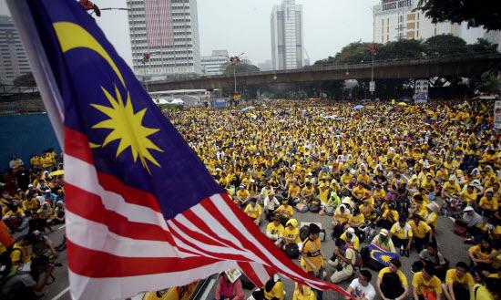 perhimpunan di malaysia agenda pihak tertentu
