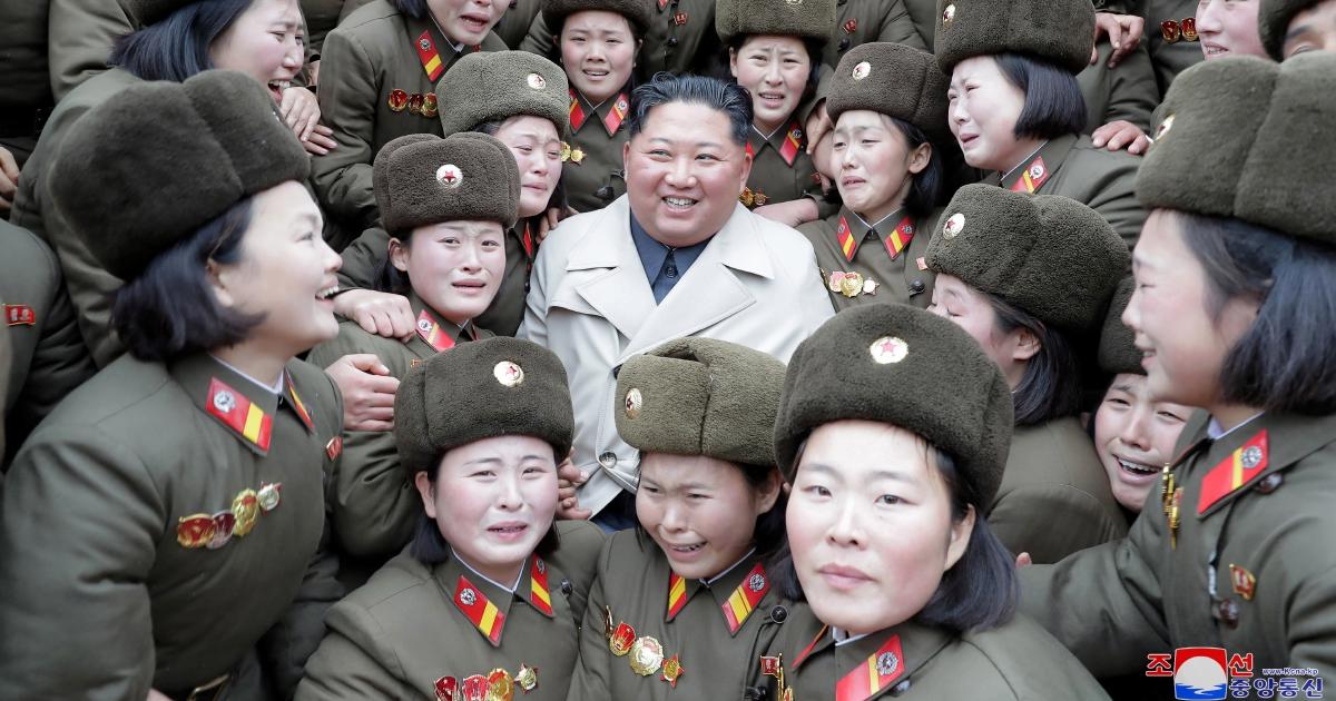 perisik korea utara