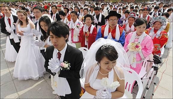 perkahwinan beramai ramai