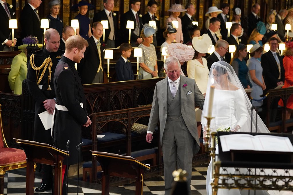 perkahwinan diraja putera harry dan meghan markle cetus fenomena ditonton 1 9 bilion penduduk dunia 1