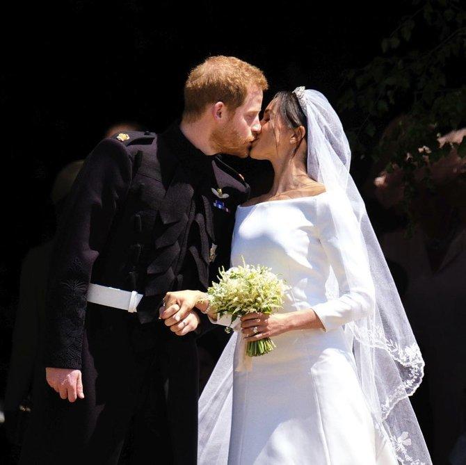 perkahwinan diraja putera harry dan meghan markle cetus fenomena ditonton 1 9 bilion penduduk dunia 2