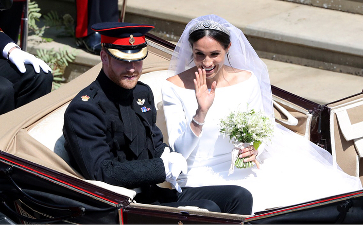 perkahwinan diraja putera harry dan meghan markle cetus fenomena ditonton 1 9 bilion penduduk dunia