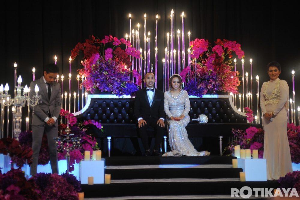 perkahwinan grand gilang gemilang
