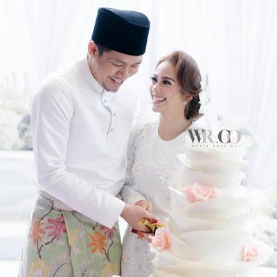 perkahwinan jep sepah dan sari yanti