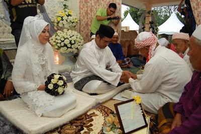 perkahwinan nikah wali