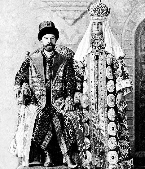 perkahwinan tsar nicholas ii