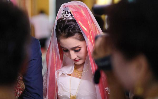 perkahwinan yang pelik dan aneh