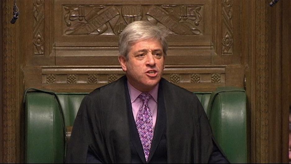 perkara yang diharamkan dalam parlimen british 4