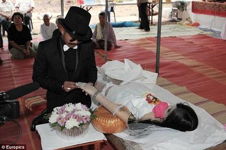 perkawinan hantu