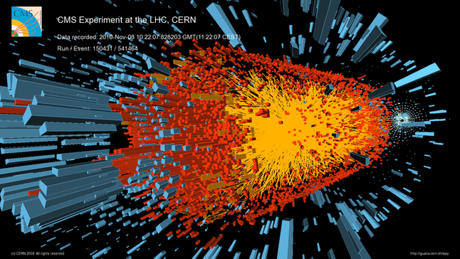 perlanggaran antara ion ion plumbum