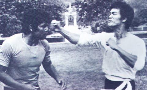 perlawanan sebenar bruce lee melawan ted wong