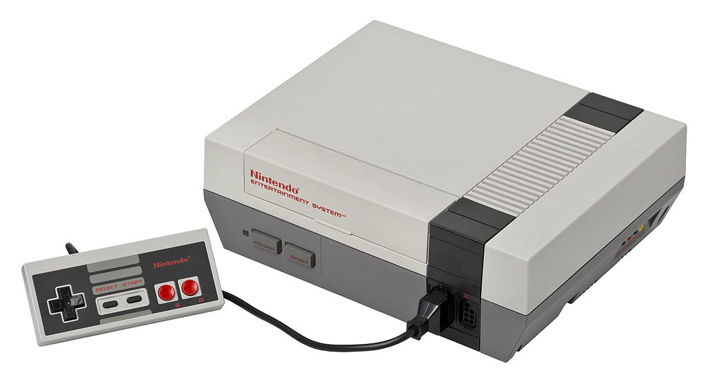 permainan nintendo entertainment set
