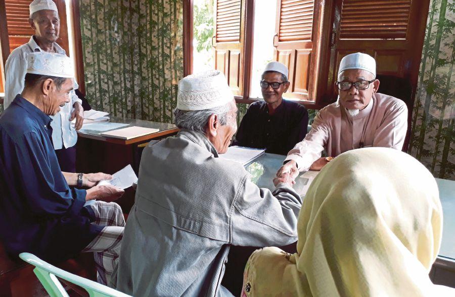 permohonan pernikahan di narathiwat badan agama islam
