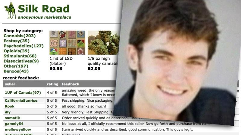 perniagaan dadah online oleh ross ulbricht