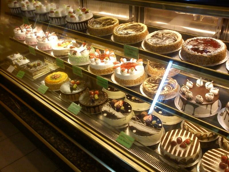 perniagaan kek