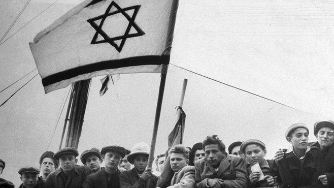 perpindahan kaum yahudi ke palestin 146