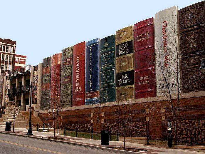 perpustakaan awam bandar kansas