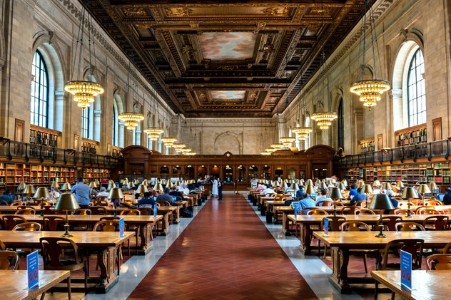 perpustakaan awam new york