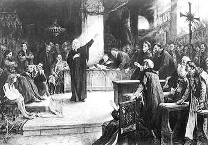 persidangan penganut kristian