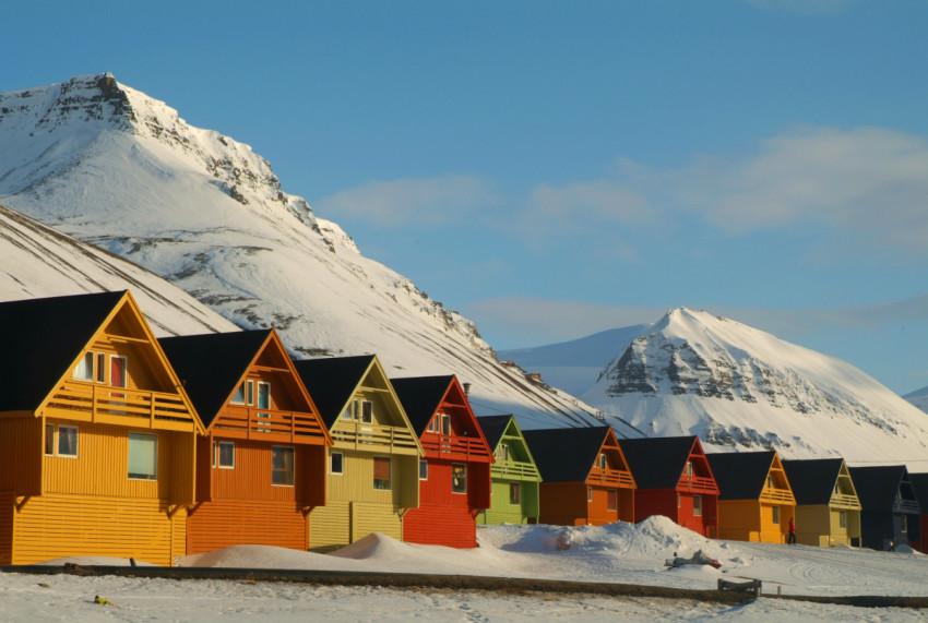 perumahan longyearbyen