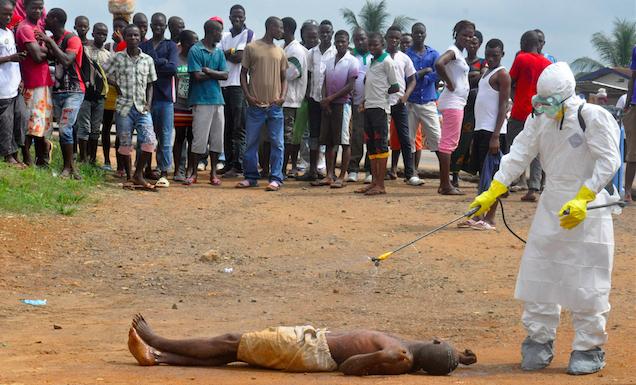 pesakit ebola