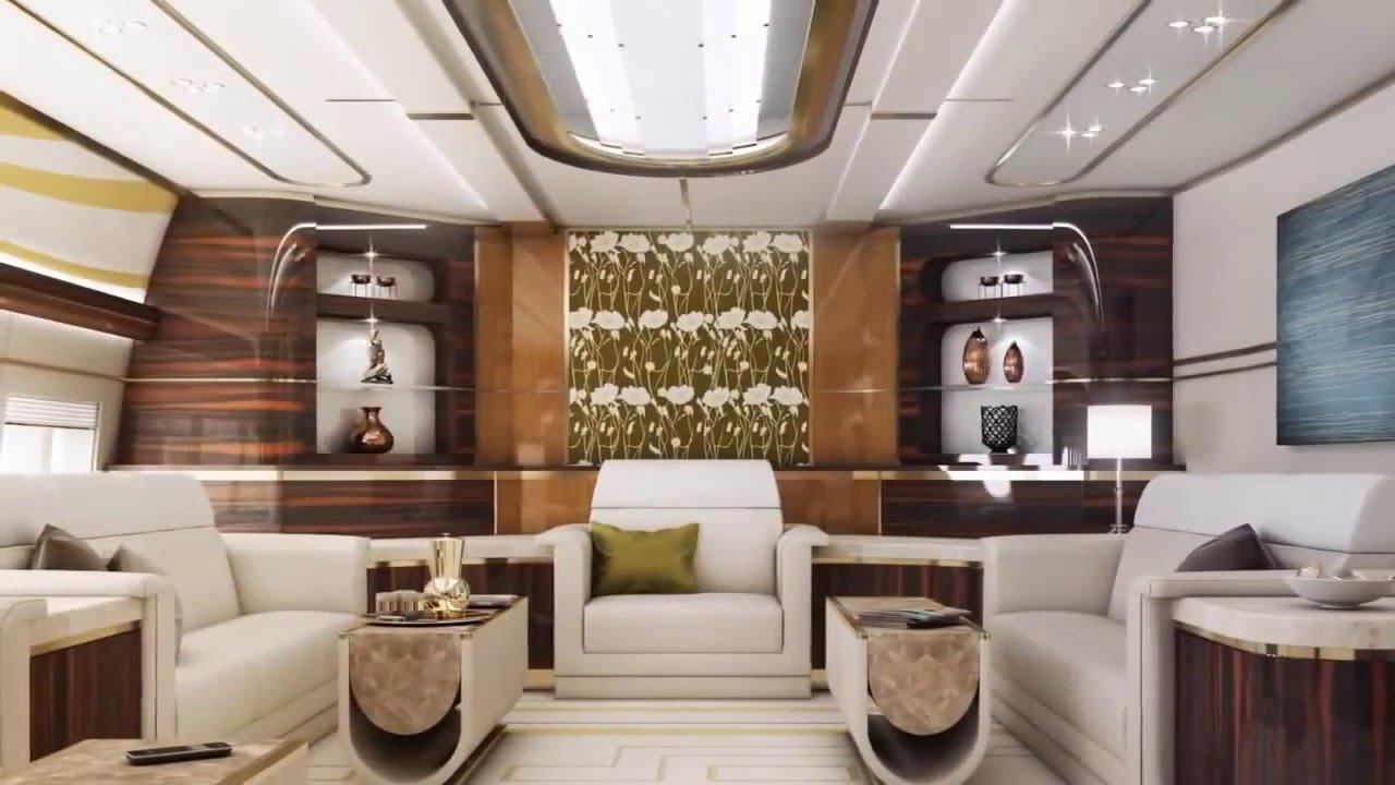 pesawat peribadi boeing 747 8 3