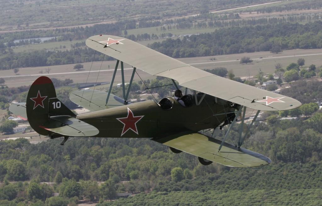 pesawat polikarpov po 2