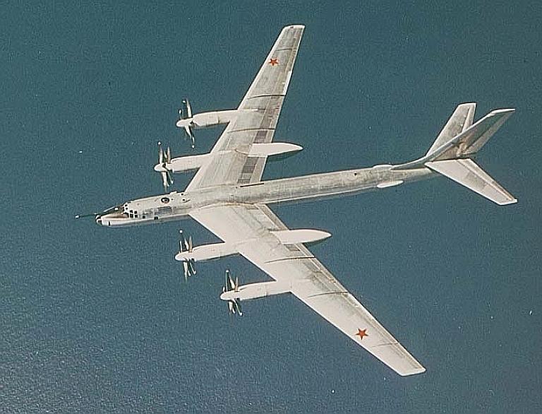 pesawat tupolev tu95