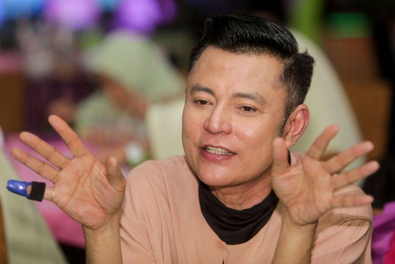 peserta mlm2017 terasa hati datuk aznil luah rasa kesal