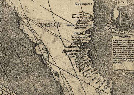 peta dunia waldseemuller