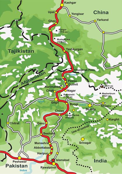 peta karakoram