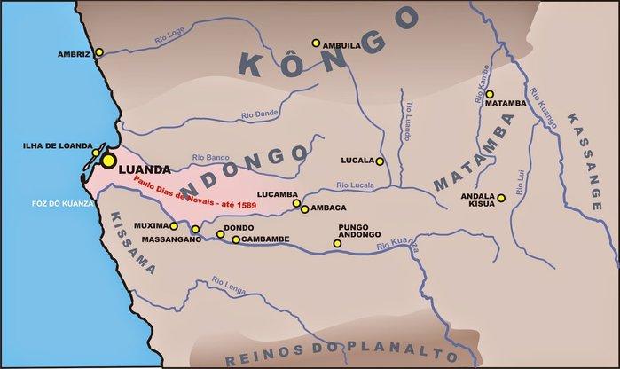 peta ndongo